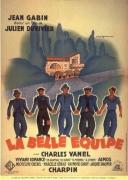 """""""La belle équipe"""" de Julien Duvivier(1936)"""