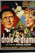"""""""Drôle de drame"""" de Marcel Carné (1937)"""